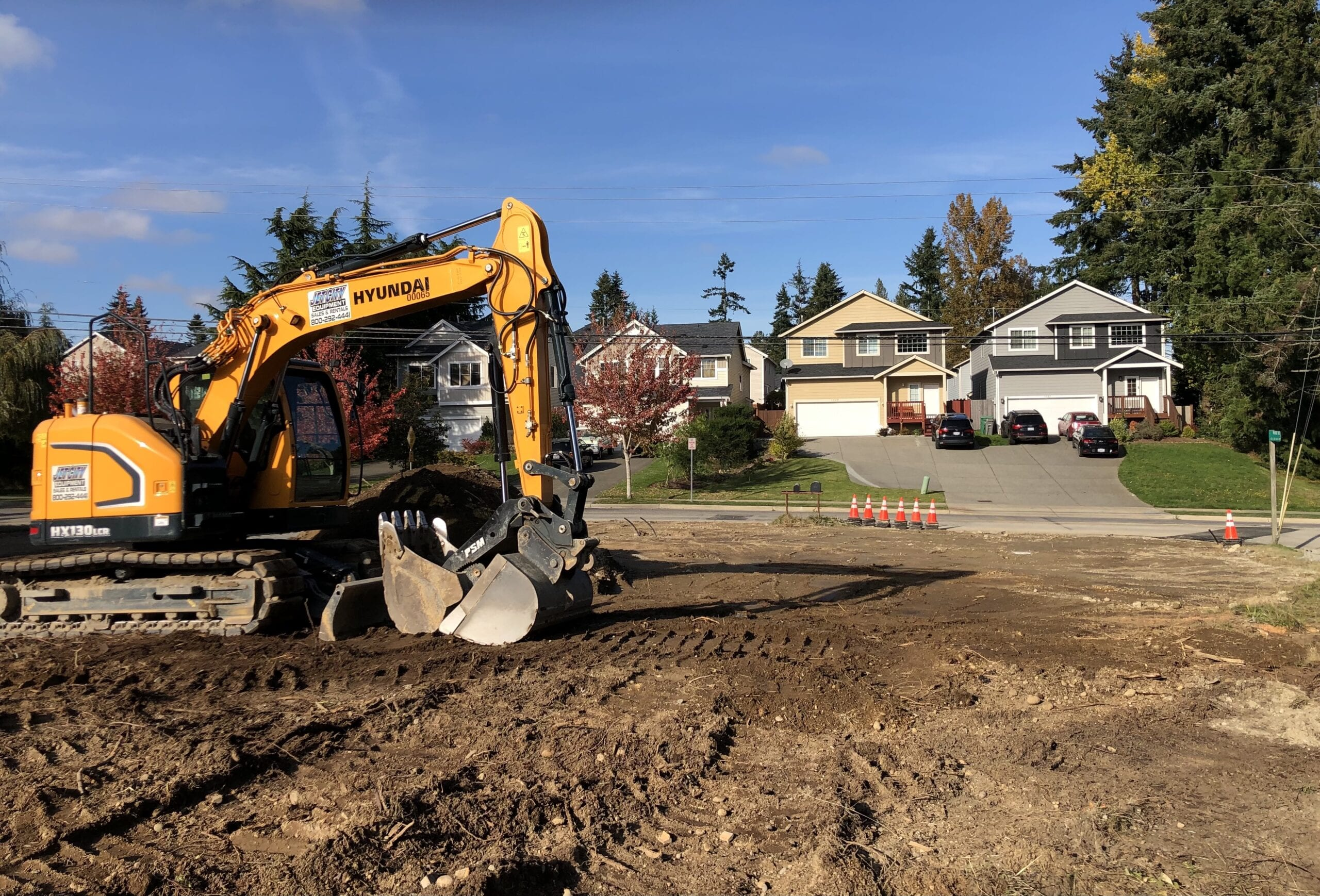 everett land clearing